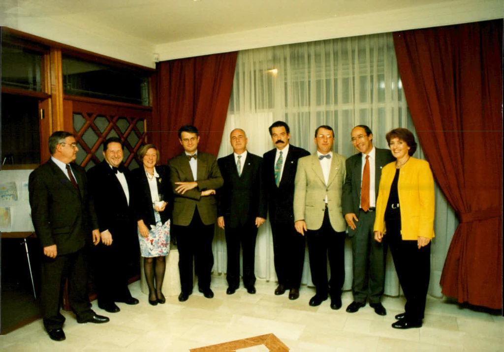 1997 Président du Club Richelieu