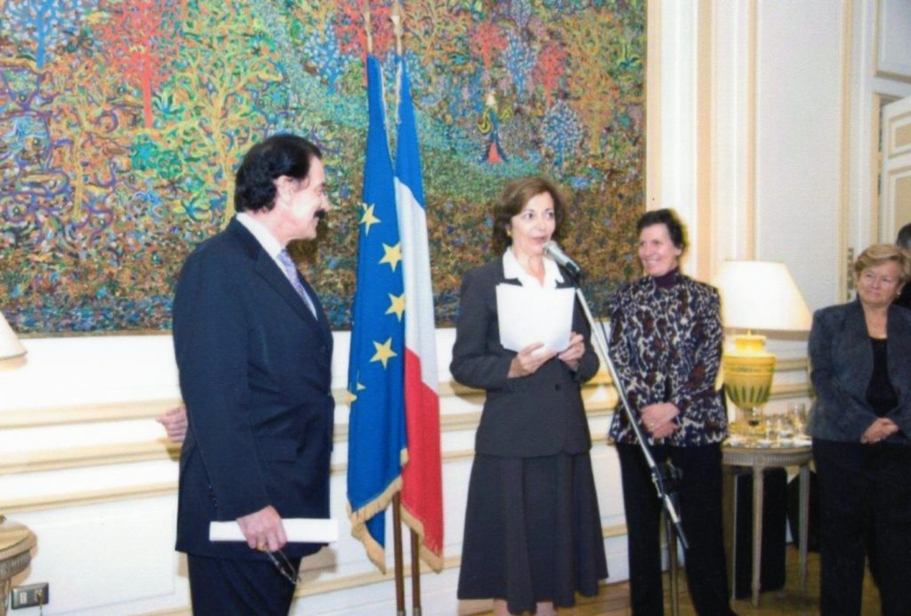 2010 Officier de l'Ordre National du Mérite