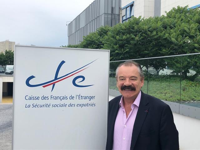 2009 Membre du Conseil d'administration de la Caisse des Français de l'étranger